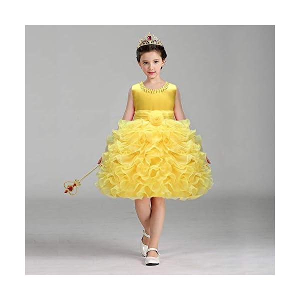 Vicloon Accessori Principessa Bella, Principessa Corona e Principessa Bacchetta, Accessori Abito per Carnival Birthday… 5 spesavip