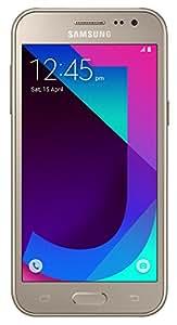 Samsung Galaxy J2 2017 (Metallic Gold, 8GB) with Offer