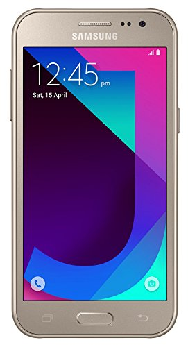 Samsung Galaxy J2 2017 (Metallic Gold, 8GB)