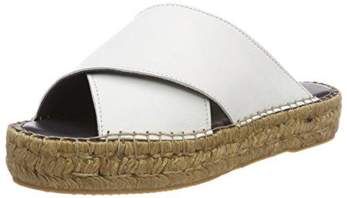 Royal RepubliQ Womens Wayfarer Cross Sandal-Wht Loafers ,  White (White 17)  , 7 UK ( 40 EU)