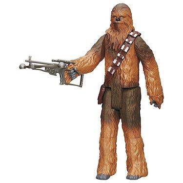 Hasbro - B3915 - Star Wars : The Force Awakens - Chewbacca - Figurine 30 cm + Accessoire