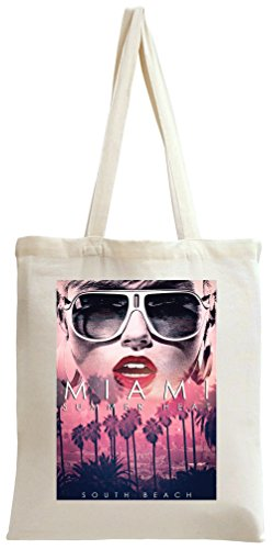 Miami Beach South Beach California Love Endless Summer Tote Bag