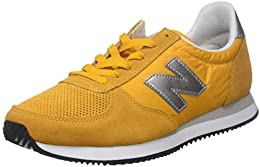 new balance giallo uomo