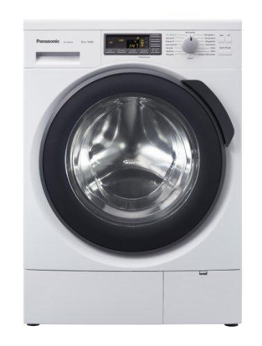 Panasonic NA-168VG4WDE Waschmaschine Frontlader/A+++ / 1600 UpM / 8 kg/weiß /...