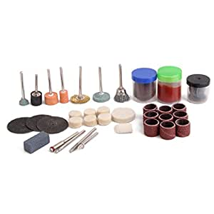 Cutting Grinding Electric Polishing Engraving Drill Bits Rotary Set-105 Pieces