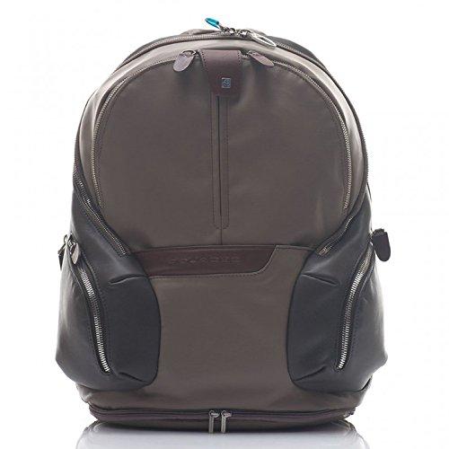 Piquadro Coleos 13'' Zaino per laptop taupe