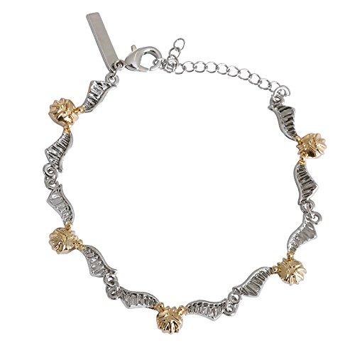 pulsera de Harry Potter Espía de oro de la joyería 17-21cm