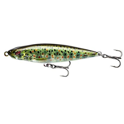 Daiwa Prorex Pencil Bait floating 6,5 cm (5,8g) live brown trout -