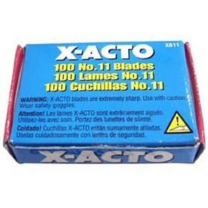 x-acto-blade-sharp-point-11-100-pk-by-elmers