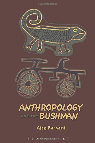 Anthropology and the Bushman by Alan Barnard (2007-04-01)