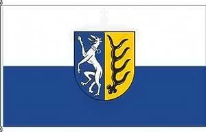 Bannerflagge Hundersingen - 120 x 300cm - Flagge und Banner