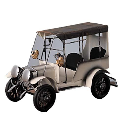 Sawanica Vintage Handgemachte Eisenverzierung WWII Flugzeuge Modell Harley/Geländewagen/Oldtimer/Fahrrad Modell (Modell Wwii Flugzeuge)