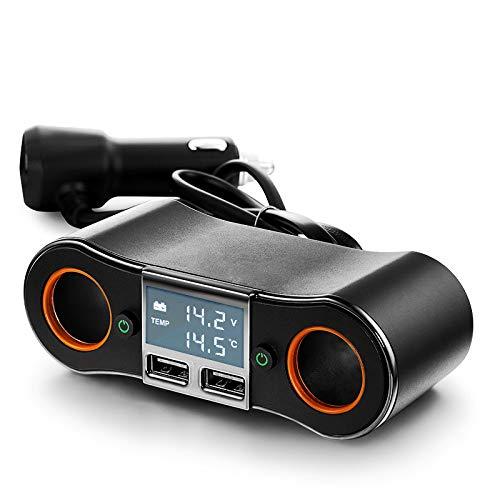 Mp3-player Radient Auto Mp3 Player Unterstützung Bluetooth Fm Transmitter Mit Qc3.0 Dual Usb Auto Voltmeter Dc 12-24 V Unterhaltungselektronik