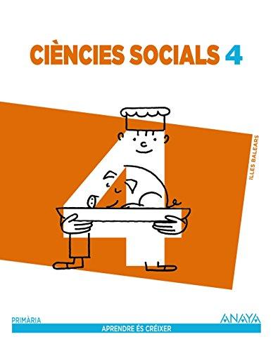 Ciències socials 4. (Aprendre és créixer) - 9788467880007