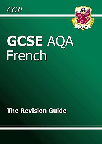 GCSE French AQA Revision Guide (A*-G Course) Cover Image
