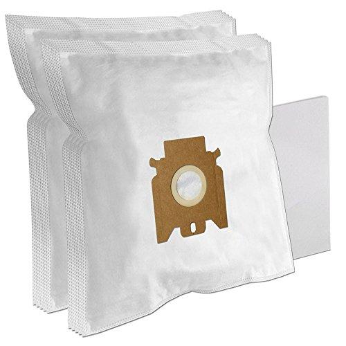 10 Bolsas de aspiradora para Miele PARKETT & CO 5000 - S5210