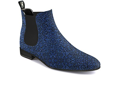 DIS - Roberto - Chelsea Boot - Homme Multicolore