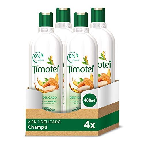 Timotei - Champú 2 En 1 Delicado 400 ml - [paquete
