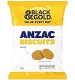 Black & Gold Anzac Kekse 325gm