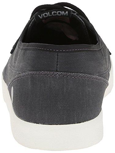 Volcom Delphi Shoe, Chaussures de Skateboard homme Schwarz (Black Destructo / Bkd)
