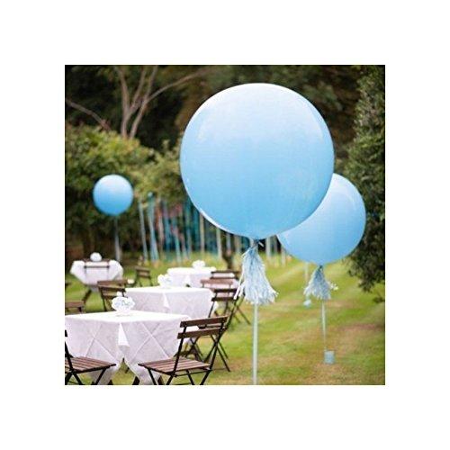 ballon-rond-perle-bleu-ciel-75cm