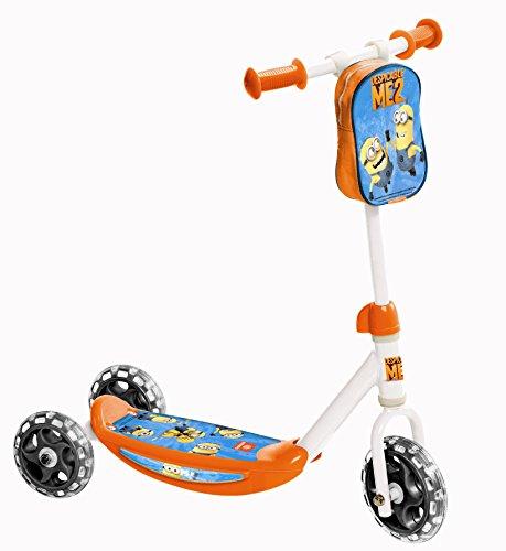 Minions 28133 Mondo My First-Scooter Monopattino con borsetta