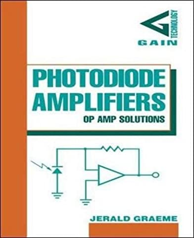 Photodiode Amplifiers: OP AMP Solutions (Electronics)