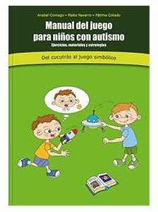 Portada del libro Manual del Juego para niños con autismo