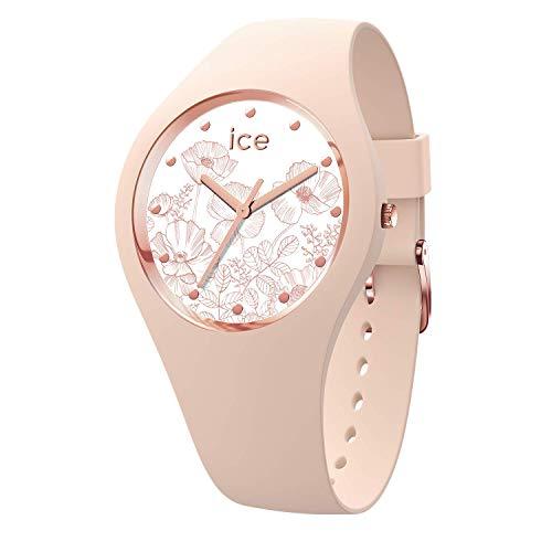 Ice-Watch Femme Analogique Quartz Montre avec Bracelet en Silicone 016663