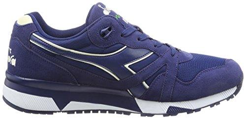 SNEAKER DIADORA 501 171853 C6954 N9000 MARINO blue