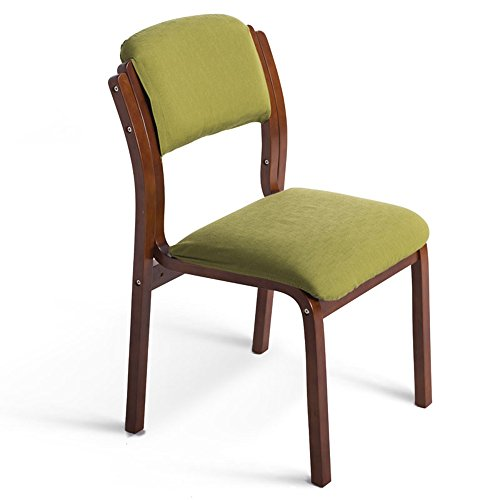 ZHANGRONG- Chaises pliantes en bois de Housewares pour le café, le bistrot, le dîner, le restaurant, Tabouret de canapé (Couleur : 10)