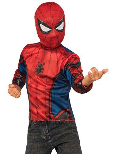 Marvel Jungen Spider-Man Kostümset und ()