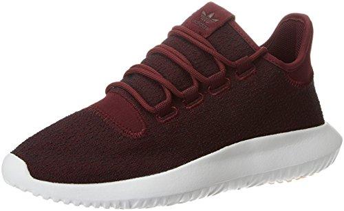 adidas Herren Tubular Shadow Fitnessschuhe, Rot (Granat/Grivap / Ftwbla 000), 42 EU (Damen-lauf-spikes)