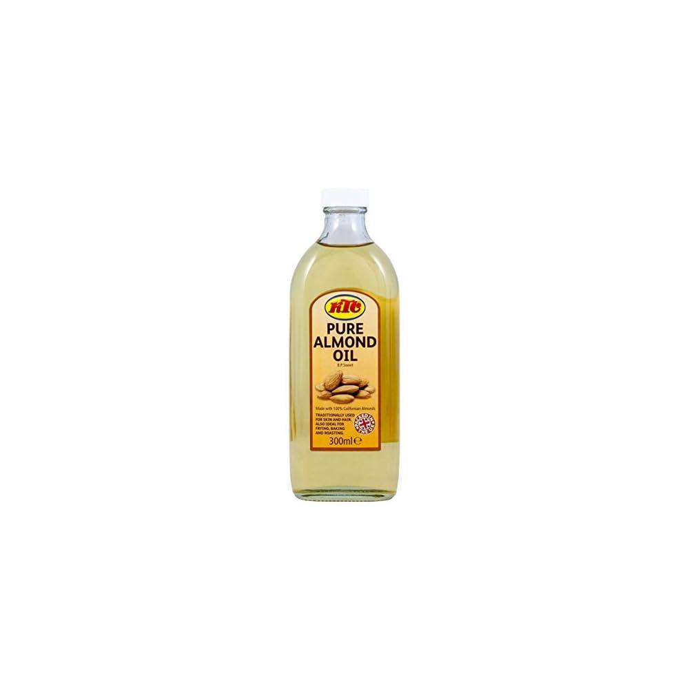 Ktc Almond Oil 2er Pack 2 X 300 G