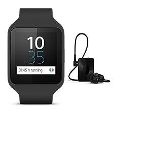 """Sony - SmartWatch 3 SWR50 1.6"""" 45g Negro"""