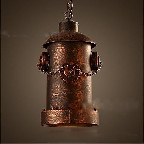 LLYY-Lampadario in ferro battuto dell'idrante antincendio