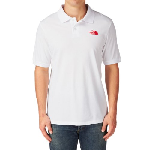 The North Face Piqué, Polo Herren Bianco - TNF Bianco