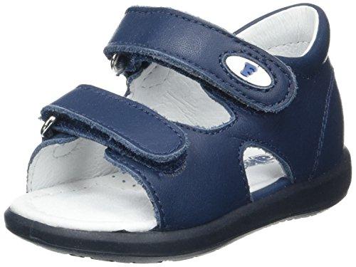 Falcotto Baby Jungen 1175 Sandalen, Blau (Navy), 24 EU (Sandalen Falcotto Kinder)