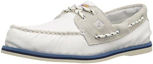 Sperry Top-Sider Men's A/O 2-Eye Nautical Boat Shoe, -