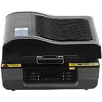 110V / 220V 2800W Máquina de Calor del intercambiador de Calor por sublimación, Herramienta de pirograbado(European Standard 220V)
