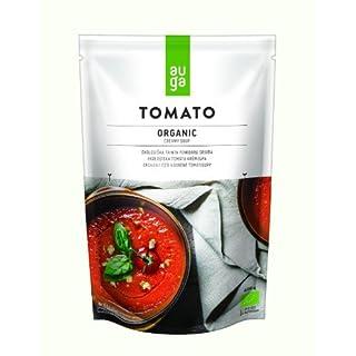 Auga   Organic Creamy Tomato Soup   3 x 400g (DE)