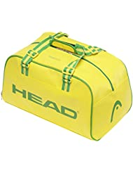 HEAD sac de sport 4 majors club bag lTD edition, jaune 48 x 27,5 x 30 cm 40 l (0063260190700000