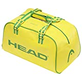 HEAD Sporttasche 4 Majors Club Bag LTD Edition, Gelb, 48 x 27.5 x 30 cm, 40 Liter, 0063260190700000