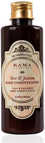 Kama Ayurveda Rose & Jasmine Hair Conditioner, 2