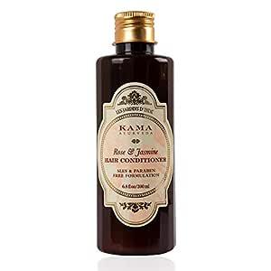 Kama Ayurveda Rose & Jasmine Hair Conditioner, 200ml