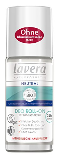 Lavera Neutral Deo Roll-on, 2-pack (2 x 50 ml)