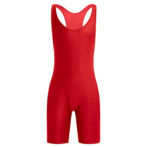 CHICTRY Mono Body Hombre Maillot Deportivo Camiseta