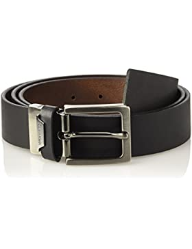 Calvin Klein Basic Reversible Adjustable, Cintura Uomo