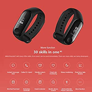 Xiaomi Tech Pulsera Fitness Tracker Mi Band 3 Smart