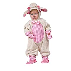 Idea Regalo - Dress Up America Simpatico costume da agnello al pascolo